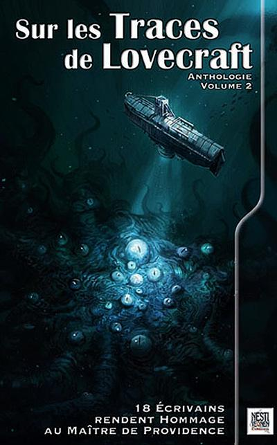 Sur les traces de Lovecraft - Volume 2